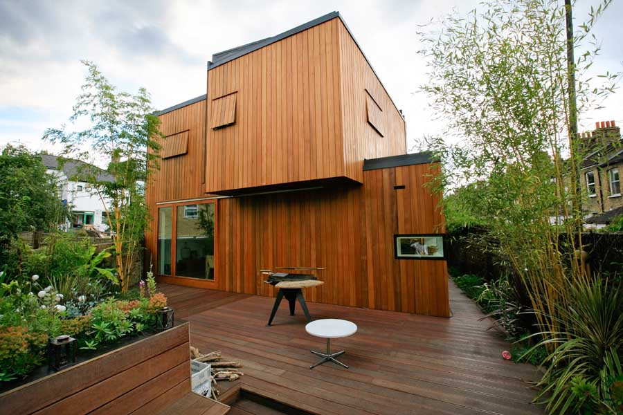 Landells Road for Daily Telegraph London Property section